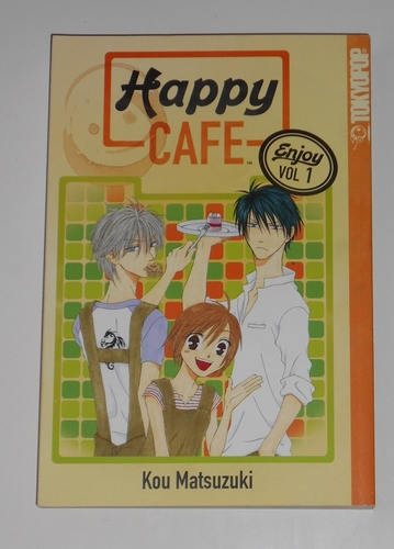 Happy cafe vol. 1