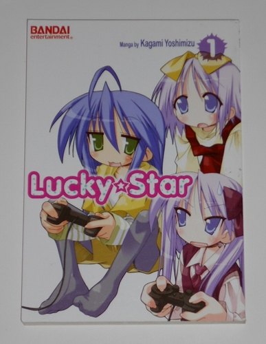 Lucky star vol. 1