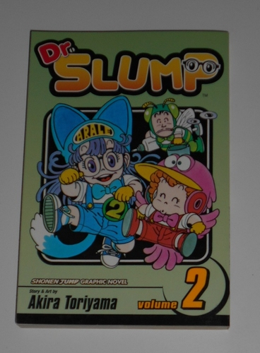 Dr Slump vol. 2