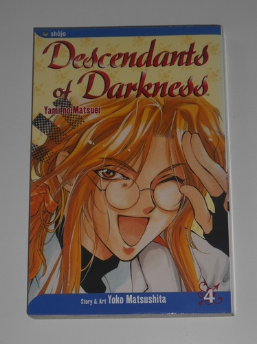 Descendants of darkness vol. 4