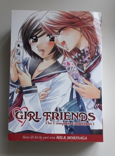 Girl friends the complete collection 1