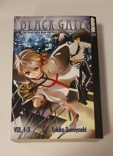Black gate vol. 1-3